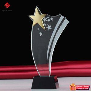 kỷ niệm chương pha lê ngôi sao